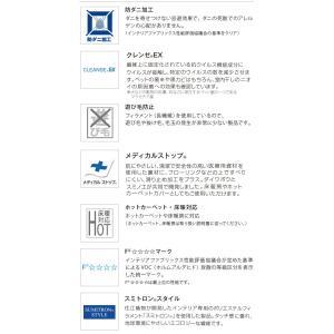 ラグ 〔アクア〕 250x200cm mu-33100299|designstyle|10