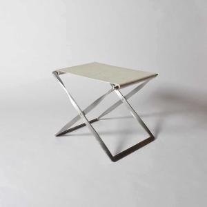 ポール・ケアホルム  PK91 スツール サイドテーブル pr-art-sb005|designstyle|02