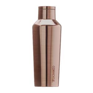 メタリック キャンティーン copper 9oz コークシクル ブロンズ spi-2009ec|designstyle
