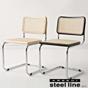 マルセル・ブロイヤー チェスカチェア ラタン イタリア製 stl-118|designstyle
