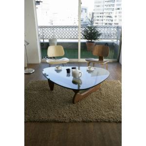 イサムノグチ コーヒーテーブル ガラス19ミリ tim-000275|designstyle|05