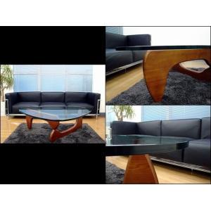 イサムノグチ コーヒーテーブル ガラス19ミリ tim-000275|designstyle|06