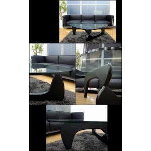 イサムノグチ コーヒーテーブル ガラス19ミリ tim-000275|designstyle|07