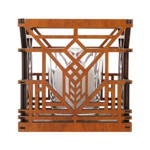[サイズ]W9.5xD9.5xH9.5cm  [素材]マルチプルウッド [デザイン]レイクジェノヴァ...