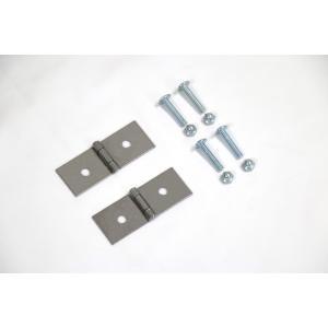 テレワーク パーテーション専用 連結金具セットのみ to-de-12jointkit|designstyle