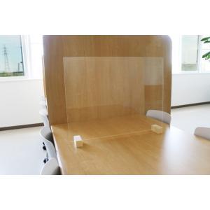 飛沫ガードパネル 塩ビ板パネル 飲食店 店舗向け用 Lサイズ 10個set to-zk-03l|designstyle