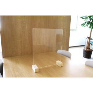 飛沫ガードパネル 塩ビ板パネル Mサイズ 10個set 飲食店 店舗向け用 to-zk-03-m|designstyle