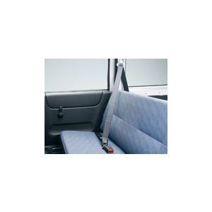 HONDA ホンダ ACTY VAN アクティバン 純正 リアシートベルト 3点式ALR SDX用2座席分 2010.08〜仕様変更|desir-de-vivre