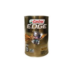 Castrol カストロール エンジンオイル EDGE エッジ 5W-30 1L缶(desir de vivre)|desir-de-vivre