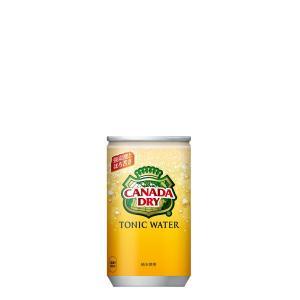 カナダドライ トニックウォーター 160ml 缶 入数 30本 1 ケース | 炭酸 コカ・コーラ コカコーラ cocacola こかこーら ほろ苦さ シトラス風味|desir-de-vivre