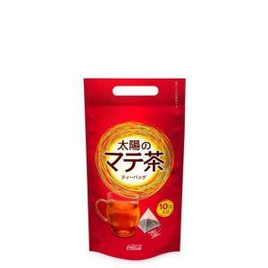 太陽のマテ茶 情熱ティーバッグ 2.3gティーバッグ 10個入り 入数 24本 1 ケース   お茶 おちゃ コカ・コーラ コカコーラ cocacola こかこーら desir-de-vivre