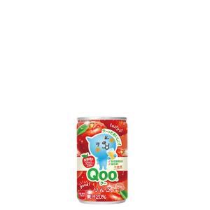 ミニッツメイド Qoo りんご 160g 缶 入数 30本 1 ケース | 果汁 コカ・コーラ コカコーラ cocacola こかこーら|desir-de-vivre