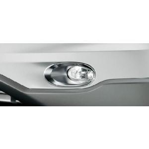 HONDA ホンダ CR-V 純正 フォグライトガーニッシュ クロームメッキタイプ、左右セット 2009.09〜2011.10|desir-de-vivre