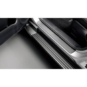 HONDA ホンダ CR-V 純正 ランニングボード / 成型色 ブラック 2009.09〜2011.10|desir-de-vivre