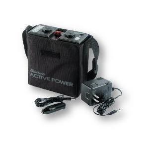 インバーターは別売。 注)医療機器・精密機器の電源には使用不可。 内蔵バッテリー:高性能シール式鉛蓄...