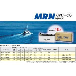 GSYUASA GSユアサ バッテリー 船舶用 MRNシリーズ 130F51 MRN-130F51 desir-de-vivre