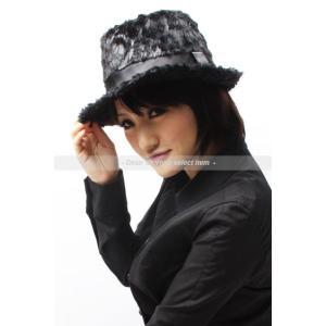 select itemファーハット帽 09A / W desir-de-vivre