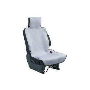 防水シートカバー フロントベンチシート 運転席用 グレー ※買い物袋フック(99000-990J5-...