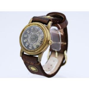 Ks 蜉蝣 かげろう 手作り腕時計 desir-de-vivre