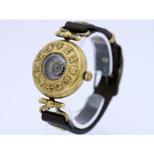 Ks 如月 きさらぎ 手作り腕時計 desir-de-vivre