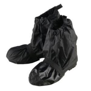 LEAD リード工業 Landspout RW-051 シューズカバー | カバー シフトガード ガード ソール ブラック 黒 収納袋付 靴 守る 雨具 レイン 雨 足 足元 冬 簡単 便利|desir-de-vivre