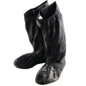 LEAD リード工業 Landspout RW-053 ブーツカバー ソール付き Lサイズ | シューズカバーカバー シフトガード ガード ソール ラバーソール 収納袋付 靴 底 雨具|desir-de-vivre