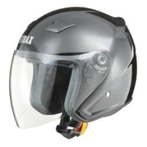 LEAD リード工業 STRAX SJ-8 ジェットヘルメット ブラック LLサイズ   ジェット ...