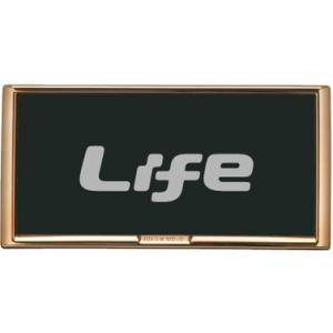 HONDA ホンダ Life ライフ 純正 ライセンスフレーム フロント用 リア用 ピンクゴールドタイプ 2010.11〜仕様変更 | ナンバーフレーム ナンバープレートリム 車|desir-de-vivre