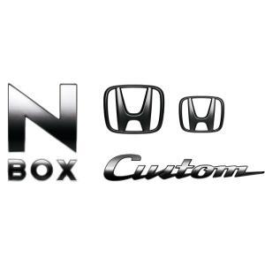 HONDA ホンダ 純正 NBOX N-BOX エヌボックス ブラッククロームパッケージ ターボ装備車用 2017.8〜仕様変更 08Z01-TTA-000E desir-de-vivre 02