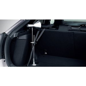 ユーティリティベルト  (長さ調整機能付き)周長:約100cm 荷物の固定に便利 寝かせるとかさばる...