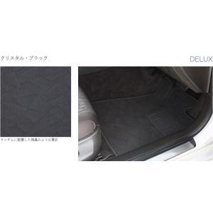 オリジナル ラゲッジマット デラックス HONDA ホンダ N-BOX NBOX カスタム 3枚組 H29 / 9〜仕様変更 N ・ BOX7ラゲッジ desir-de-vivre 02