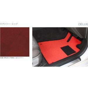 オリジナル ラゲッジマット デラックス HONDA ホンダ N-BOX NBOX カスタム 3枚組 H29 / 9〜仕様変更 N ・ BOX7ラゲッジ desir-de-vivre 12