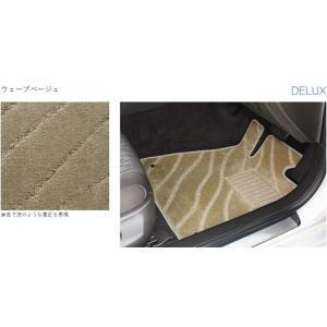 オリジナル ラゲッジマット デラックス HONDA ホンダ N-BOX NBOX カスタム 3枚組 H29 / 9〜仕様変更 N ・ BOX7ラゲッジ desir-de-vivre 18
