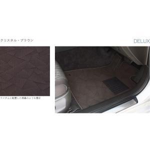 オリジナル ラゲッジマット デラックス HONDA ホンダ N-BOX NBOX カスタム 3枚組 H29 / 9〜仕様変更 N ・ BOX7ラゲッジ desir-de-vivre 03