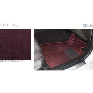 オリジナル ラゲッジマット デラックス HONDA ホンダ N-BOX NBOX カスタム 3枚組 H29 / 9〜仕様変更 N ・ BOX7ラゲッジ desir-de-vivre 04