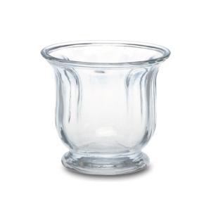 ポット ガラス φ14.5 H13cm|desir-de-vivre