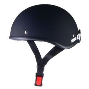 LEAD リード工業 D'LOOSE D-355 ハーフヘルメット マットブラック | ハーフ ヘル...