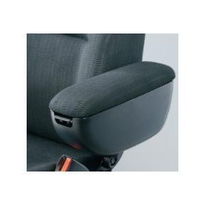 アームレストコンソールリッド バモス用   ※AT車専用です。 ※運転席アームレスト装備車に装着する...