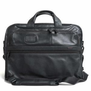 TUMI トゥミ ビジネスバッグ 96108D2 Alpha Leather Organizer P...