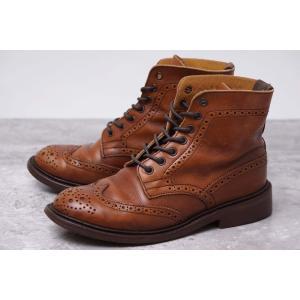 Tricker's トリッカーズ ブーツ L5180 MALTON COUNTRY BOOT カント...