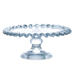 コンポート ガラス 直径17.5 H7.5cm|desirdevivre-zacca