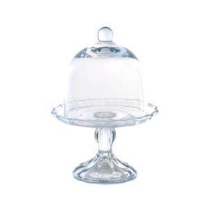 グラスドーム ガラス 直径13.5 H19cm|desirdevivre-zacca