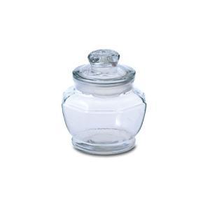 ガラスジャー ガラス 直径13.5 H15cm|desirdevivre-zacca