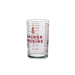 メジャーリングカップ 180cc ガラス 直径6 H9cm|desirdevivre-zacca