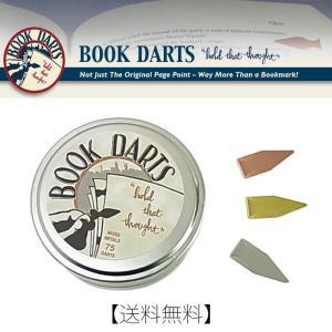 送料無料 BOOK DARTS/ブックダーツ 75個ミックス 缶入り チョコラベル desklabo