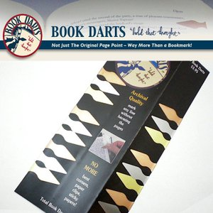 BOOK DARTS/ブックダーツ 18個入り ミックス desklabo