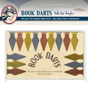 BOOK DARTS/ブックダーツ  15個入り  ミックス desklabo