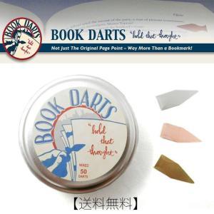 送料無料 BOOK DARTS/ブックダーツ ミックス  50個缶入り desklabo