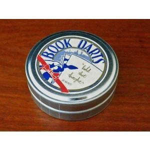 BOOK DARTS/ブックダーツ 30個ミックス ギフト缶スペシャルバージョン desklabo