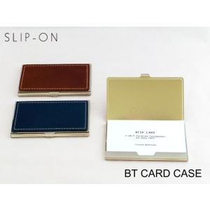 BT ブラスカードケース TS SLIP-ON/スリップオン|desklabo